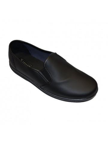 Туфли мужские, чёрные, Молдова