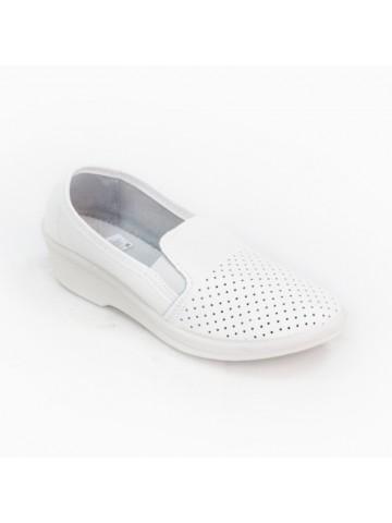 Туфли женские белые, РФ