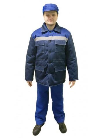 Костюм утепленный «Урал-1» куртка+брюки