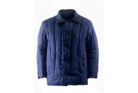 Куртка ватная (телогрейка) синяя