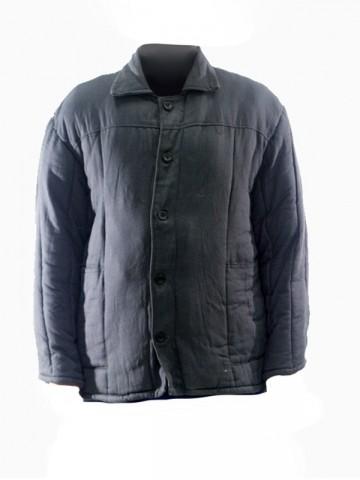 Куртка ватная (телогрейка) серая