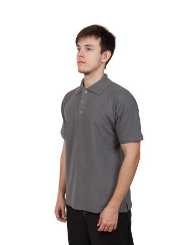 Рубашка-поло трикотажная 100% х/б
