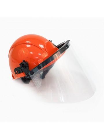 Щиток прозрачный КБТ Визион Титан с креплением на каске