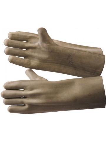 Перчатки диэлектрические резиновые, шовные