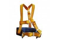 Удерживающая привязь с наплечными лямками УПР II Д, без стропа