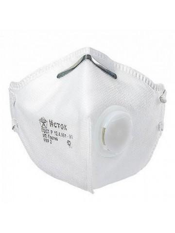 Полумаска складная с клапаном «Исток-1СК» FFP1